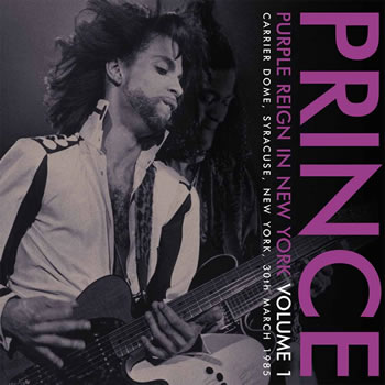 PRINCE - Purple reign in nyc - vol. 1
