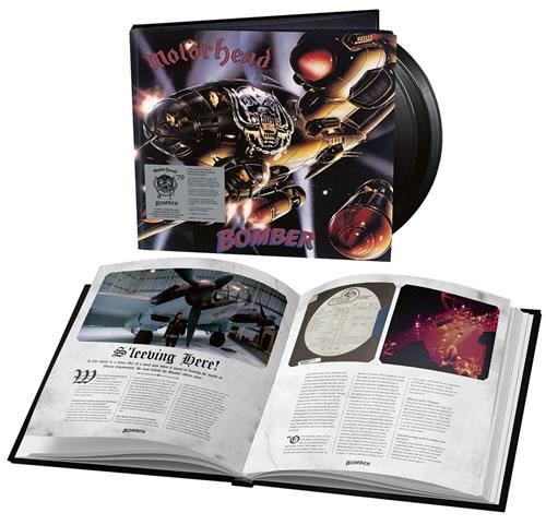 MOTORHEAD - Bomber (3LP Book)