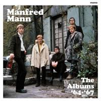MANFRED MANN - The Albuns 1964-67