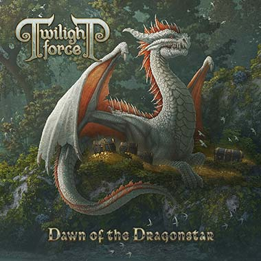 Dawn of the dragonstar CD Special Edition