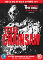 TEXAS CHAINSAW MASSACRE - Texas Chainsaw 2013