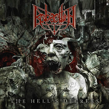 The hell's decrees CD