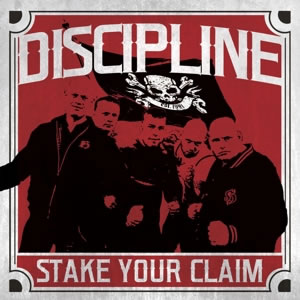 DISCIPLINE - Stake your claim