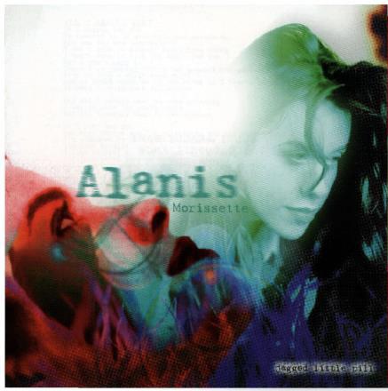 ALANIS MORISETTE - Jagged Little Pill