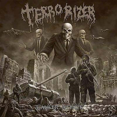 TERRORIZER - Caustic attack