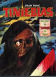 Tinieblas - Relatos de Terror en Comic