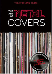 The Art of Metal Covers: 1st Metal Cover Calendar