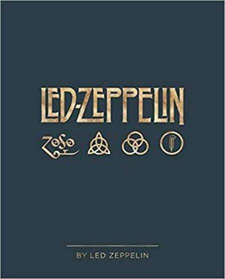 LED ZEPPELIN - Led Zeppelin (Hardcover)