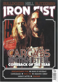 Iron Fist #8