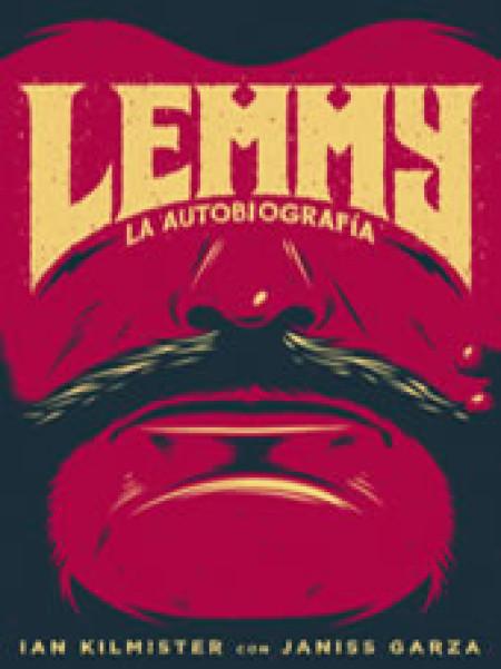 Lemmy, La autobiografia