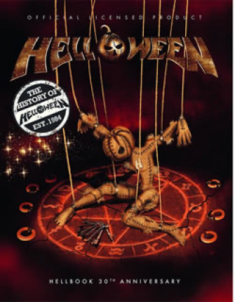 HELLOWEEN - Hellbook 30th Anniversary
