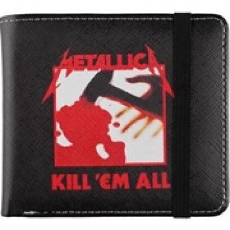 Kill Em All Wallet
