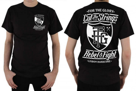 - Rebel&Fight (Tshirt)