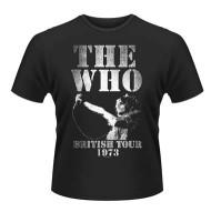 British Tour 73
