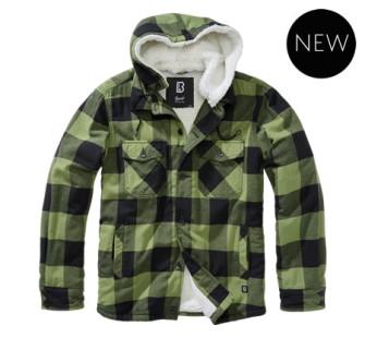 - Lumberjacket hooded (Olive)