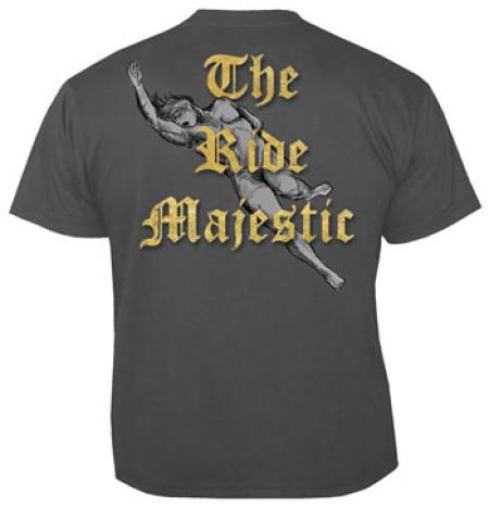 - The ride majestic