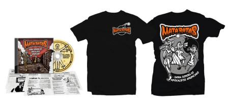 - Apocalipse Anunciado Tshirt + CD