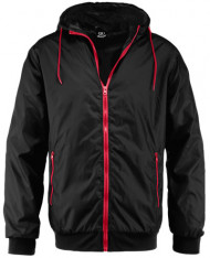 Stream Jacket BLK/Red