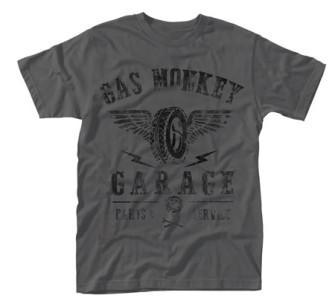 - Gas Monkey Garage - Tyres Parts