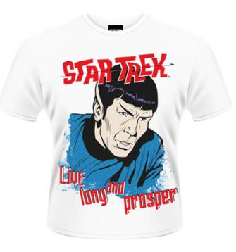 - Star Trek - Live Long And Prosper