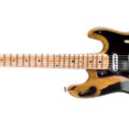 JIMI HENDRIX -  '67 Burned Strat style.