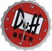 Duff Beer Clock