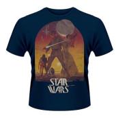 Star Wars - Sunset Poster