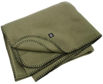 - Fleece Blanket Olive