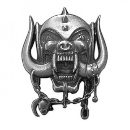 Warpig Metal Pin