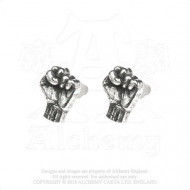 Rage Against The Machine Stud Earrings