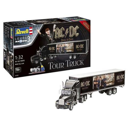 Rock or bust Tour Truck Revell modell kit
