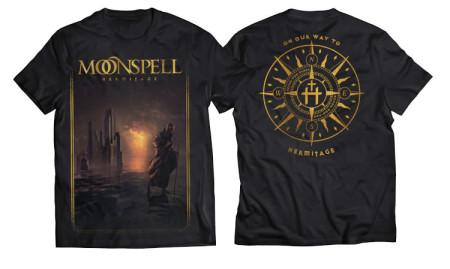 - Hermitage: Cover (Tshirt)
