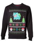 Pokémon - bulbasaur christmas sweater