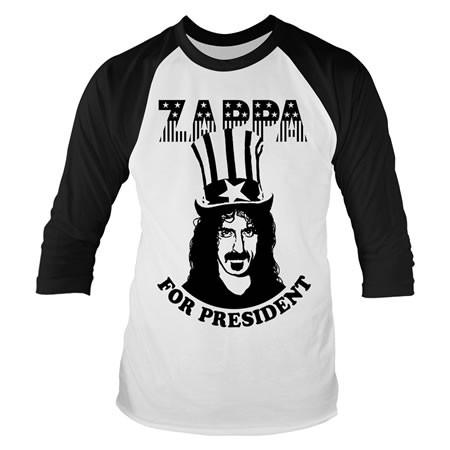 - Zappa For President