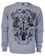 Seeing Eye Grey Sweatshirt