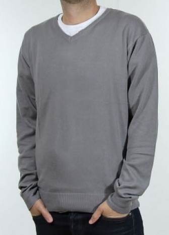 - Grey Pullover