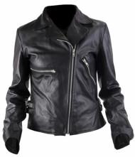 Leather Jacket Girlie