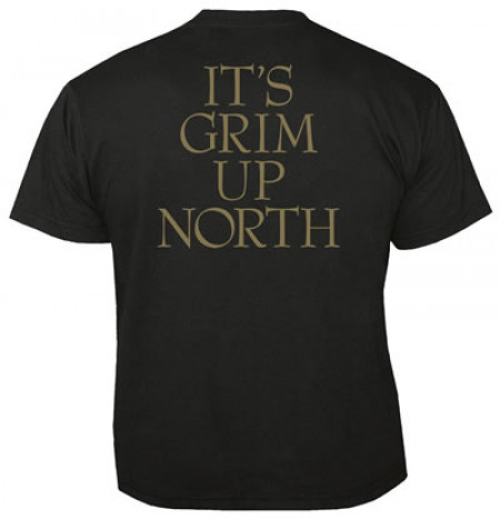 - Grim north