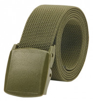 Belt fast closure - Olive
