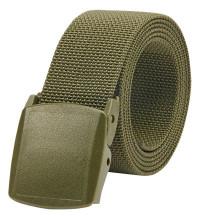 Belt fast closure - Olive