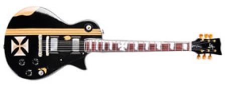 "- METALLICA - J. Hetfield: ""Iron Cross"" style."
