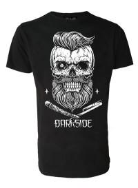 Bearded Skull Mens T Shirt