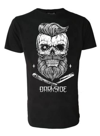 - Bearded Skull Mens T Shirt