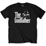 The Godfather - Logo White