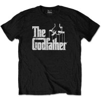 The Godfather - Logo White