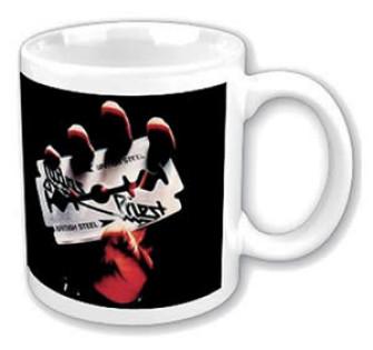 - Boxed Mug British Steel