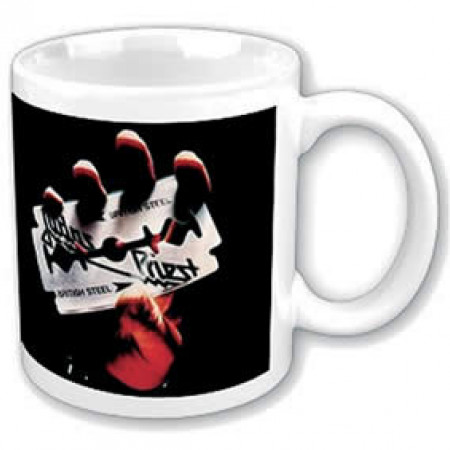 Boxed Mug British Steel