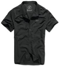 Roadstar shirt 1/2 sleeve - Black