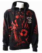 Zombie Killer Premium Zip Hood