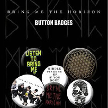 Sempiternal 6 Badges Pack